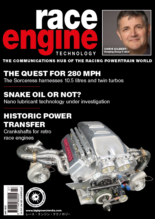 Race Engine Technology Issue 131