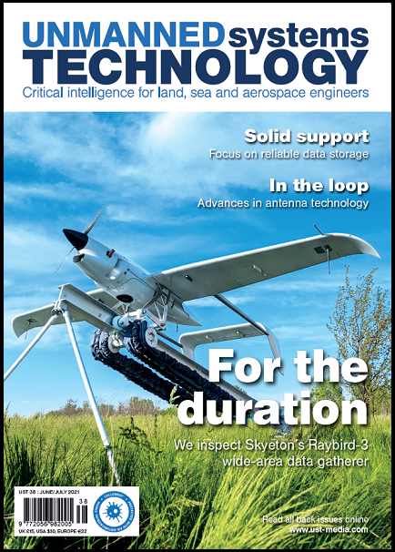 Unmanned Systems Technology Issue 038